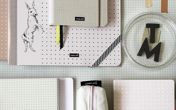 Stationery van Tinne+Mia
